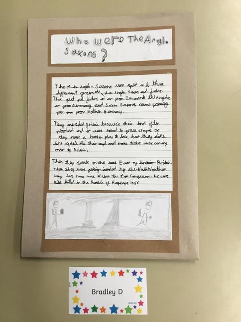 Bradley's superb page all about the Anglo-Saxons