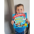 Ollie recommends Snake School by David Walliams