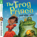 Ruby enjoyed The Frog Prince