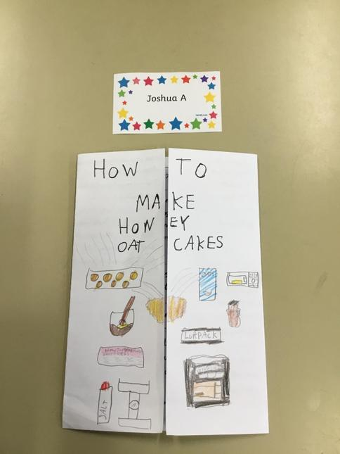 Joshua A's amazing instructional writing.