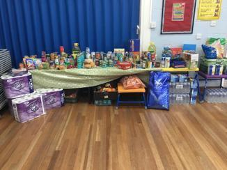 Food Bank - Harvest Festival