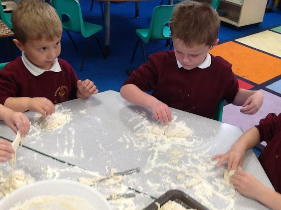 Baking Bread - The Little Red Hen
