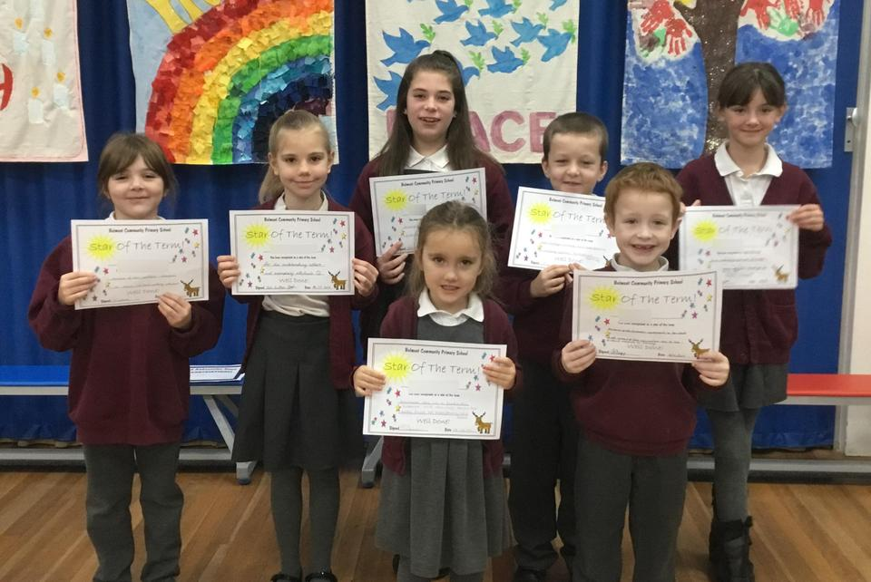 Stars of the Term