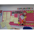 the photos of the display are just 6S classroom