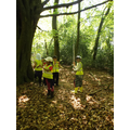 3 Mercury had the wonderful opportunity to go to Forest School on Clamp hill. The children had a fantastic time making shelters, building bridges, climbing trees and exploring the woodlands. They all came back exhausted but had an amazing time