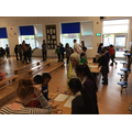 Belmont Maths Club recently took part in the 24 Game Challenge against five other competing schools in Harrow. After a hard fought competition, Belmont School came Second. Well done to the team for such a fantastic result!