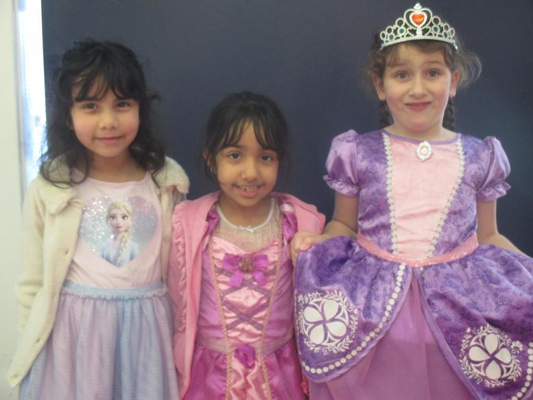 Beautiful Princesses