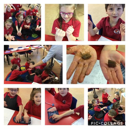 The chocolate experiment in Class 2