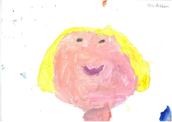 Mrs Aitken - Teacher (Yellow Class)