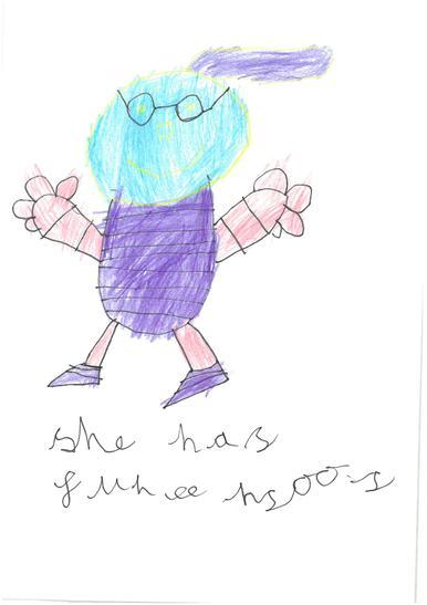 Miss Morris - Headteacher