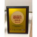 School Games Gold Award.