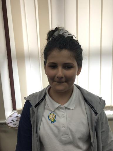 Star of the week- Alicia