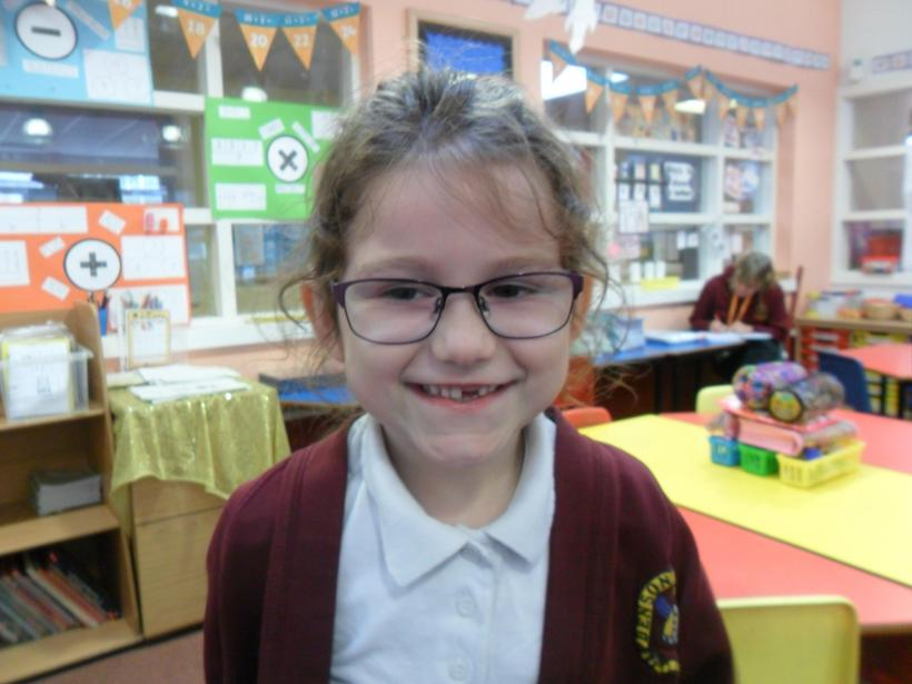 Great understanding of place value this week ,super attitude in Chestnut Class