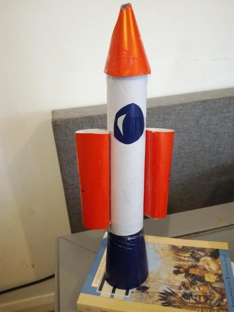 Krysia's rocket