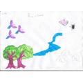 Zoya's Rainforest Picture