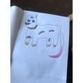 Ewa's Dinosaur Picture