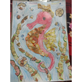 Super Seahorse by Haseeb