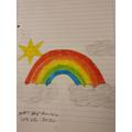 Hijran - Rainbow Picture