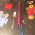 Scavenger items.