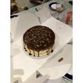 Mrs Holt's birthday cake - yummy!