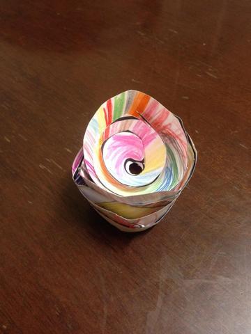 Sohana's rainbow rose