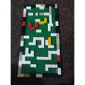 Haseeb's Lego Maze