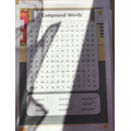 Ewa's Compound Words Wordsearch