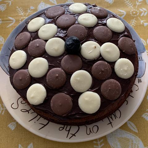 Niamh's cake