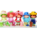 Strawberry Shortcake Dolls