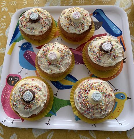Anya's cake