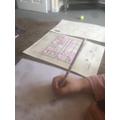 Working hard on number bonds