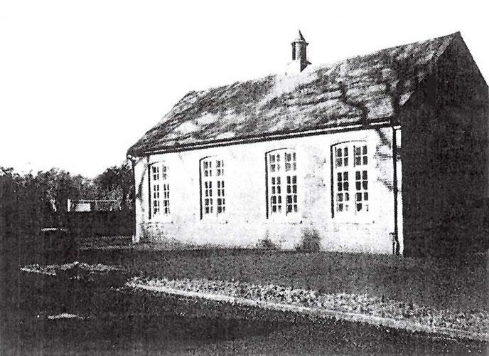 The original single-room school