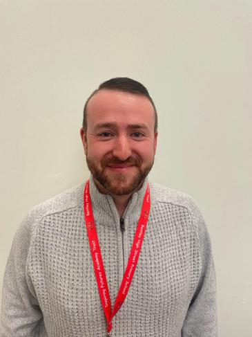 Mr Paul Smith-Cattell (Family Support Worker)