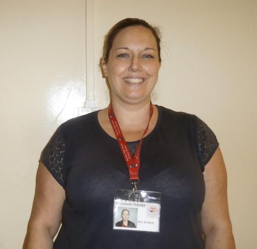 5W Class teacher - Mrs West