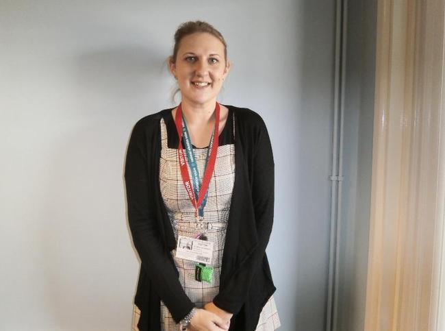 2W Class teacher - Miss Waterhouse