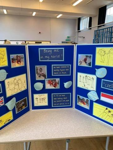 SMSC 'about me' project