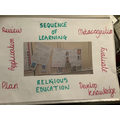Sequence of Learning