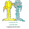 Empathetic Ethel and Listening Larry