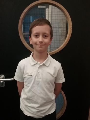 Vincent is our school council member.