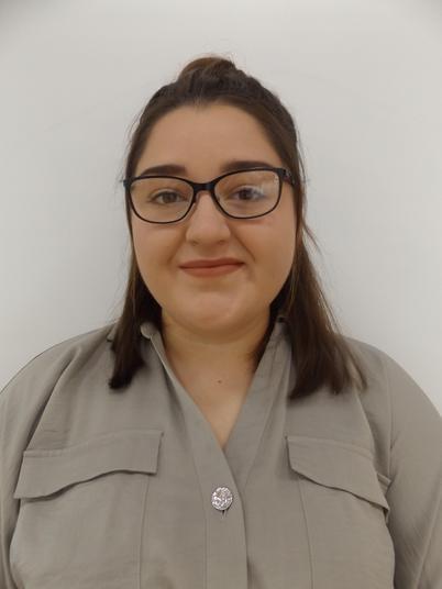 Miss Marston - Year Three Teacher (NQT)