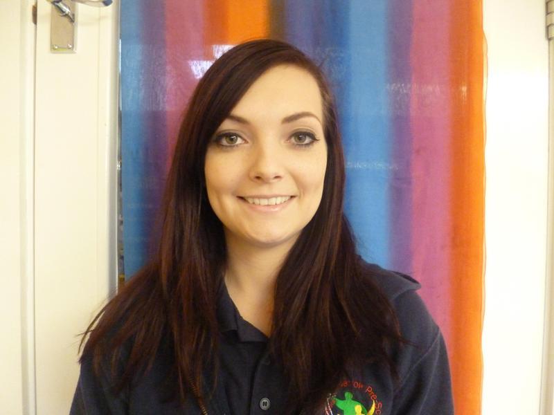 Miss Mear-Deputy Manager/SENCO/Deputy Safegaurding