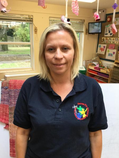 Mrs Allen- Pre School Manager/Safegaurding Lead
