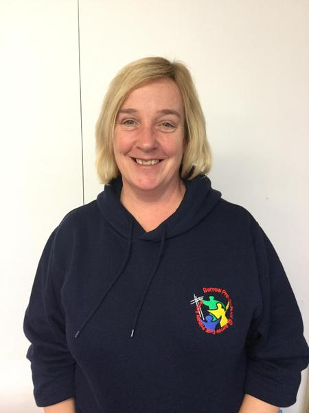 Mrs Picton- Early Years Practitioner