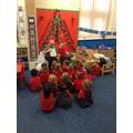 Learning Santa's reindeer names