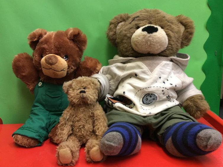Take Care Bears
