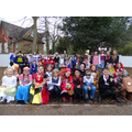 Some of the fantastic World Book Day costumes!