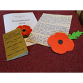 Pupil led Remembrance Service