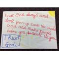 Day #42 Trust God.