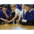 D & T Catapult making