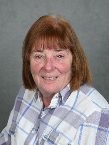 Mrs Ashbolt - Lunchtime Supervisor